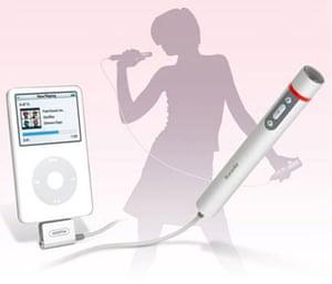 Gadgets: Gadgets: i-karaoke