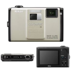 Gadgets: Gadgets: Coolpix S1000pj Compact Camera with Projector