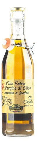 Food: Christmas gift guides food and drink: Casolare olive oil