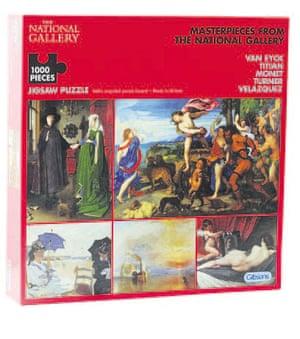 Christmas art: Christmas gift guides art: National Gallery jigsaw