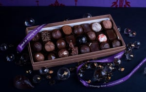Food: Christmas gift guides food and drink: paul young chocolates