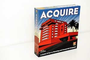10 best board games: Acquire.