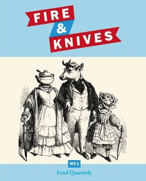 Food gift guide: Fire and Knives magazine
