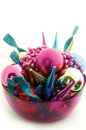 Decorations: Baubles