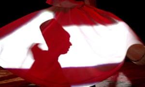 Dervishes perform 'Seb-i Arus' ceremony