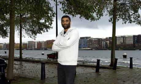 Kumi Naidoo in Amsterdam.