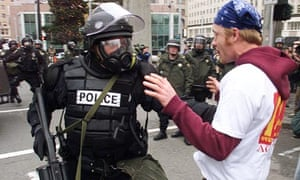 Seattle: World Trade Organisation Protests