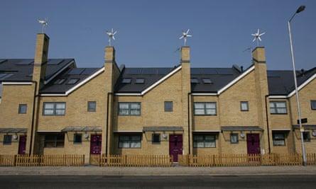 Council houses in Croydon
