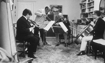 The Amadues String Quartet