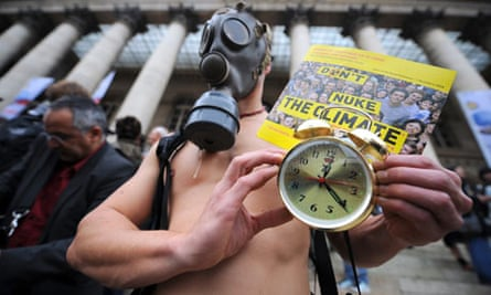France-environment-climate-warming-action and clock