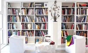 Marc Quinn's library