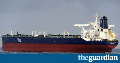 Nfl On Sirius >> Somali pirates hijack oil tanker | World news | The Guardian