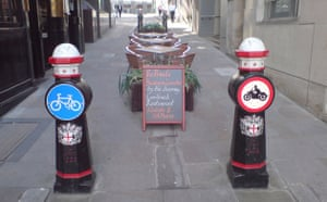 Worst Cycle Lane: Londons best bike lane