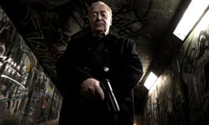 film review harry brown film the guardian