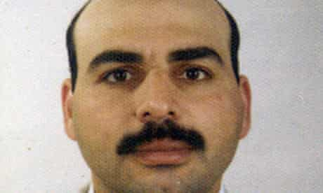 A mid-1990s passport photo of Osama Moustafa Hassan Nasr, also known as Abu Omar