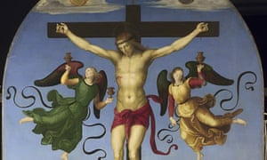 Raphael's The Mond Crucifixion