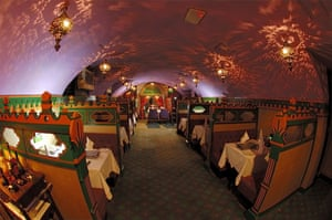 10 best curry houses: Rajpoot Indian restaurant, Bath