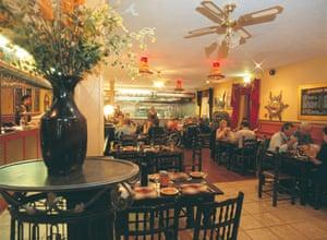 10 best curry houses: Bokhara Brasserie, Bridgend