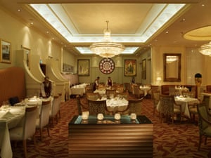 10 best curry houses: Bombay Brasserie, London SW7