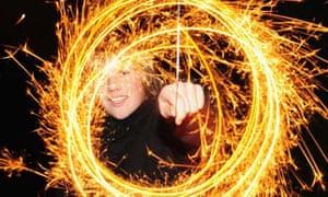 Bonfire Night is Celebrated Across Britain with fireworks