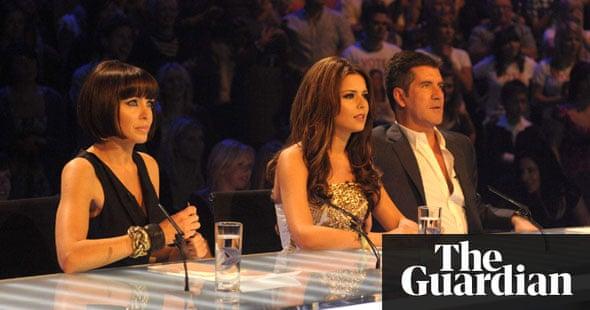 X Factor Judges 2009 X Factor: Danni...