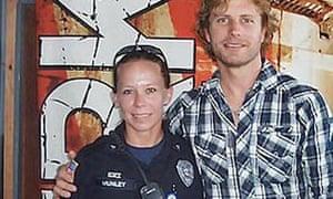 Kimberley Munley , police officer who shot Major Nidal Malik Hasan at Fort Hood