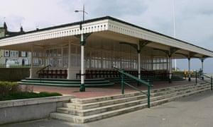 Margate shelter