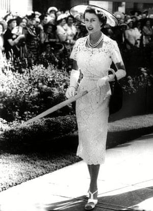 Queen Elizabeth II: 1954: Queen Elizabeth II Royal Tour of Australia