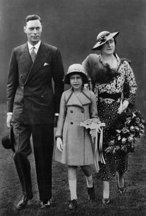 Queen Elizabeth II: 1930s: King George VI, Princess Elizabeth and Queen Elizabeth