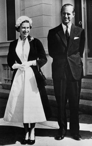 Queen Elizabeth II: 1957: Queen Elizabeth II and Prince Philip