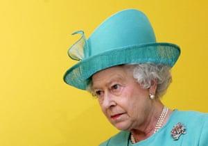 Queen Elizabeth II: 2008: Queen Elizabeth II attends the reopening of the Royal Institution