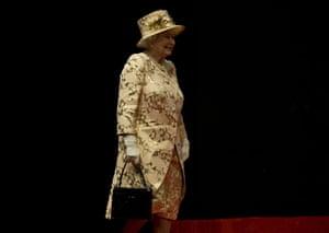 Queen Elizabeth II: 2009: Queen Elizabeth II visits Trinidad and Tobago
