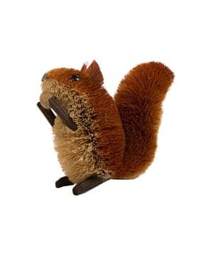 Christmas decorations: Liberty squirrel