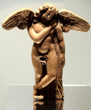 eros exhibition: Cyclades Art Museum of Athens