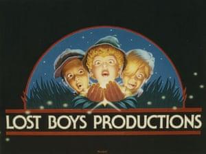 David Nordahl paintings:  'Lost Boys'