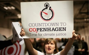 Copenhagen diary: COP15 Countdown to CO2PENHAGEN Time for climate justice