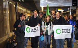 Copenhagen day 5: COP15 : Copenhagen Climate Change Summit Actress Helen Baxendale
