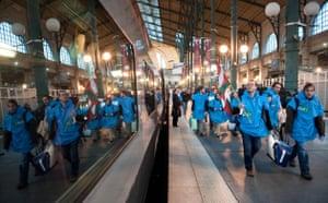 Copenhagen diary: COP15 Enviromental activists