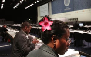Copenhagen diary: COP15 A delegate from Kiribati