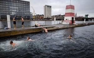 Copenhagen diary: COP15 swimming pool in the port
