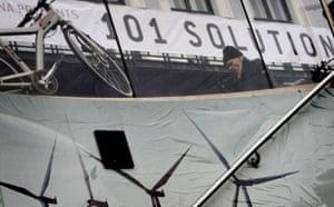 Copenhagen diary: COP15 downtown