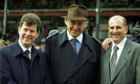 JP McManus, John Magnier, Michael Tabor