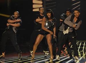 X-Factor final: Alexandra Burke and JLS