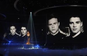 X-Factor final: Leona Lewis