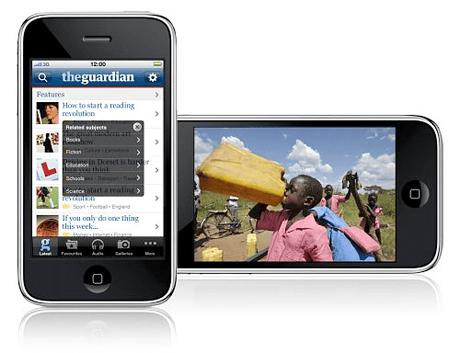 Open Platform: Official Guardian iPhone App