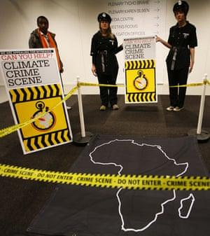 Copenhagen Diary: COP15 Activists at the UN Climate Summit