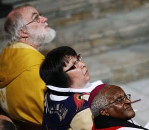 Copenhagen Diary: COP15 : Desmond Tutu, Sofie Petersen, Rowan Williams
