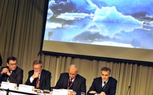 Copenhagen diary: COP15 : a report on the melting of the Greenland ice sheet, Bella center