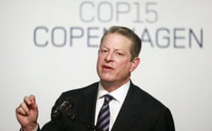 Copenhagen diary: COP15 : Former US Vice President Gore
