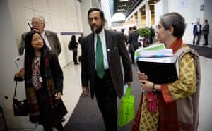 Copenhagen diary: COP15 : Rajendra K. Pachauri